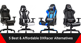 DXRacer Alternatives