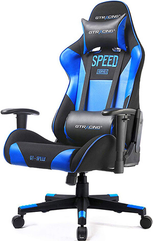 gtracing chair dxracer alternatives