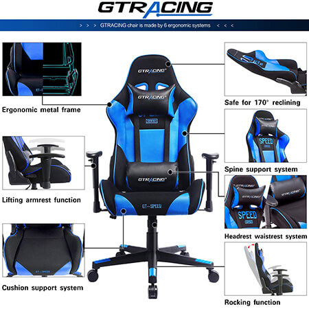 Magnificent 5 Best And Affordable Dxracer Alternatives Gamerstamina Ocoug Best Dining Table And Chair Ideas Images Ocougorg